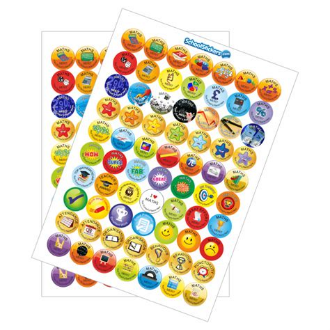 to do stickers math variety sticker pack stickers for teachers