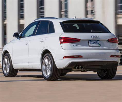 Audi Q3 2017 Audi Q3 Release Date Redesign Interior Specs