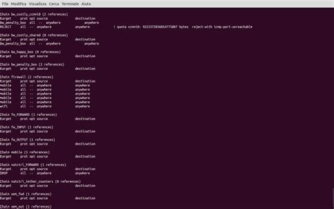 tutorial linux firewall iptables create new chain best chain 2018