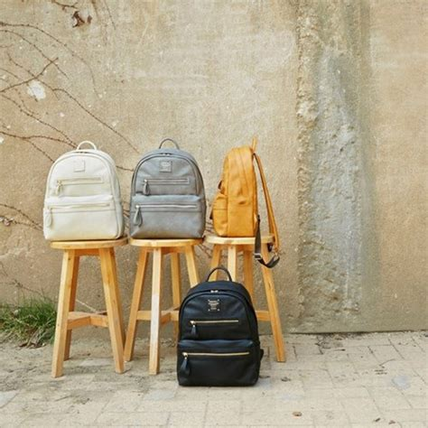 Gel Wanna Be Grey Brown 1 monopoly wanna be office leather daily backpack fallindesign