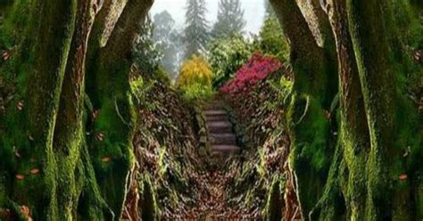 entrance to the secret garden portland oregon hiking