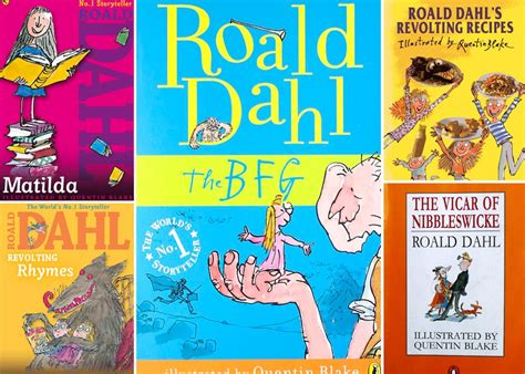 roald dahl book pictures a roald dahl book for every of kid brightly