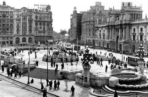 imagenes historicas de valencia la historia tras el 250 ltimo viral una foto de la plaza del