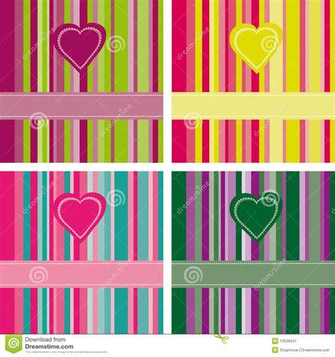 corazones rayados imagenes de archivo imagen 31017594 tarjetas rayadas del amor imagen de archivo imagen 13536541