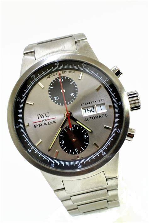iwc gst chrono for prada wing wah