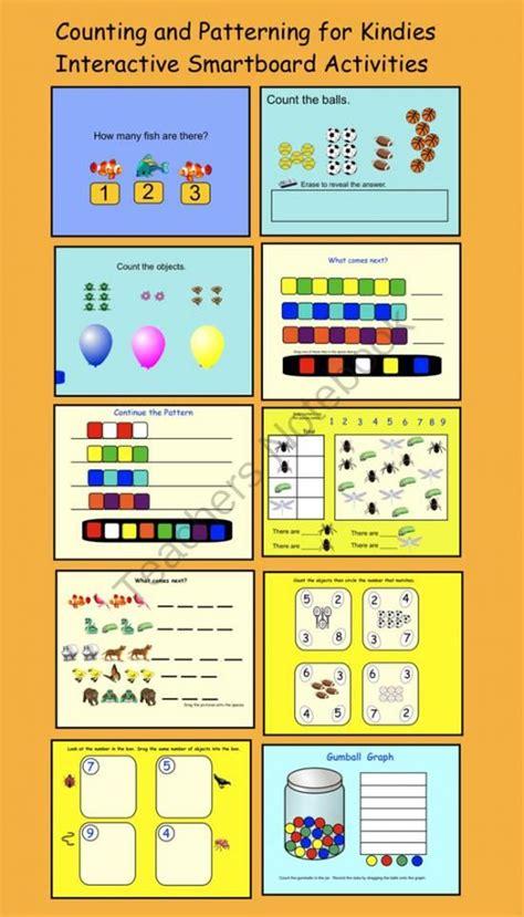 smartboard pattern activities for kindergarten pin by jodi miller on smartboard pinterest