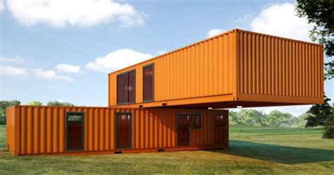 Perth Shed Prices by 5 Bright Orange Container Homes Container Living