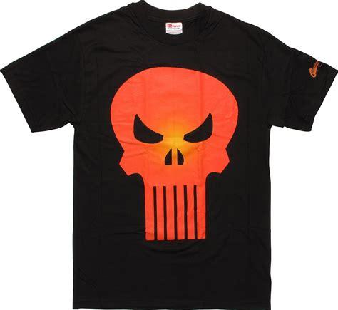 T Shirt Punisher Logo punisher orange logo t shirt