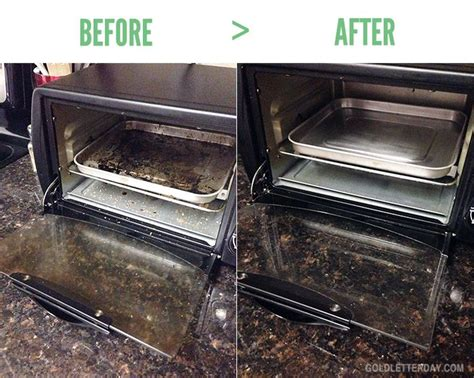 How To Clean Toaster Oven Oven Toaster How To Clean A Toaster Oven