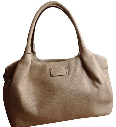 Kate Spade Stevie Choco kate spade berkshire road stevie au lait leather beige