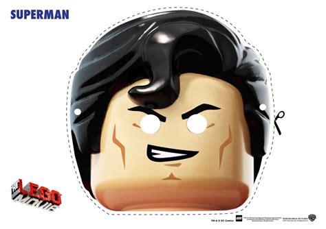Masker Carakter the lego coloring pages lego mask