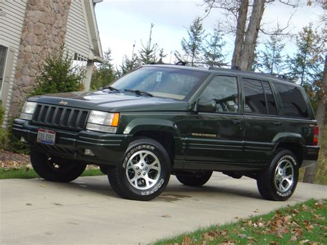 Jeep Grand Orvis 1997 Jeep Grand Pictures Cargurus