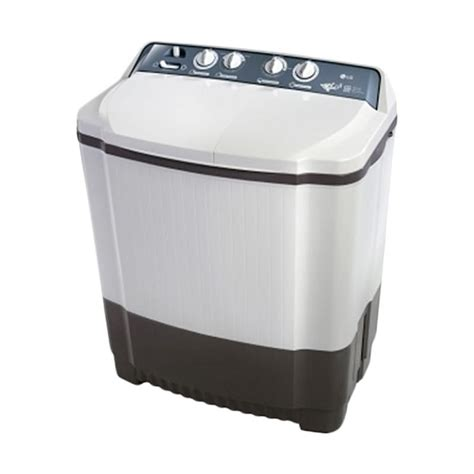 Mesin Cuci Lg Yang 8 Kg jual lg p850r semi auto washer tub mesin cuci putih