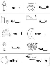 color that starts with ak letter m alphabet activities at enchantedlearning