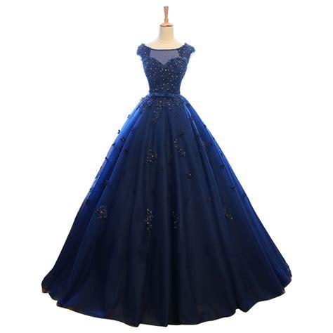 Wedding Dress Navy Blue by Navy Blue Wedding Dresses Fashion Dresses For S