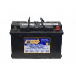 Jaguar Battery Jaguar X Type Battery 2006 2004 V6 3 0l