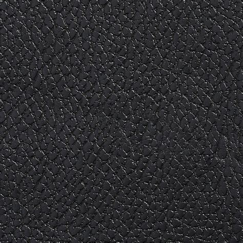 upholstery fabric automotive ebony black metallic plain automotive animal hide texture