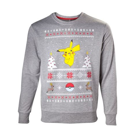 Pikachu Sweater Army official pok 233 mon pikachu sweater buy