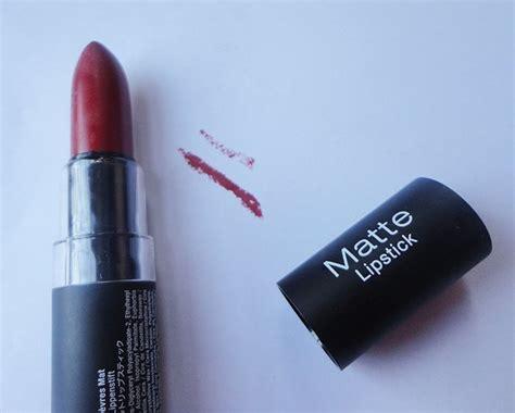 Lipstik Nyx Alabama nyx alabama matte lipstick review