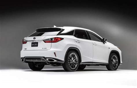 When Will The 2020 Lexus Rx Come Out by Mid Cycle 2020 Lexus Rx 350 Redesign 2019 2020