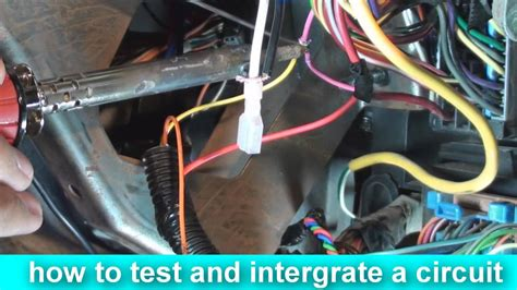install  alarm car security system youtube