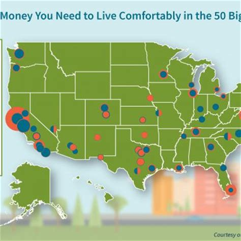 Worst Places To Live If Youre Scared Of Earthquakes by 15 Best Places To Live If You Re Trying To Save Money And