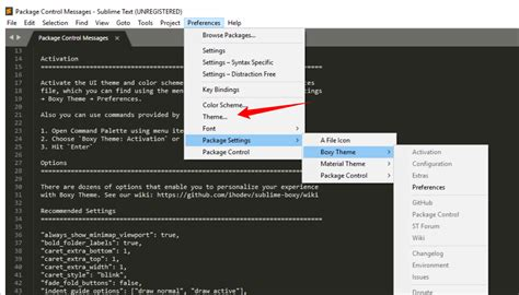 sublime text 3 theme problem problem with themes technical support sublime forum