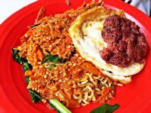 makanan pedas  rekomendasi  indonesia informasi