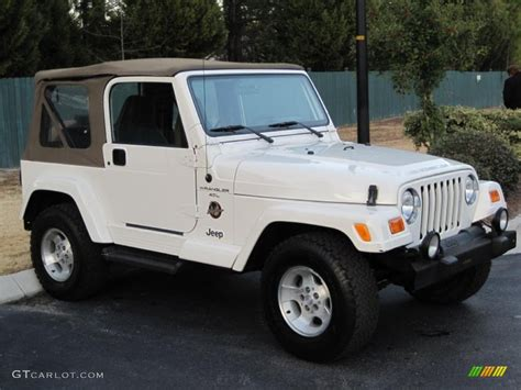 sahara jeep white 1998 jeep wrangler sahara white autos post