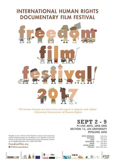 freedom film festival malaysia freedom film fest 2017 showcases human rights