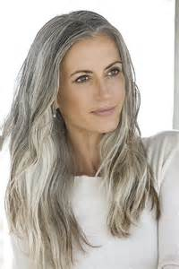 best 25 long gray hair ideas on pinterest grey hair