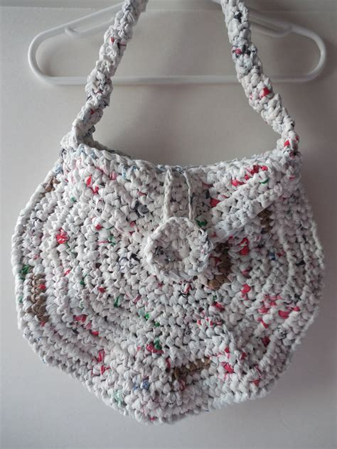 Handmade Crochet Bags And Purses - crochet purse handmade crochet shoulder bag