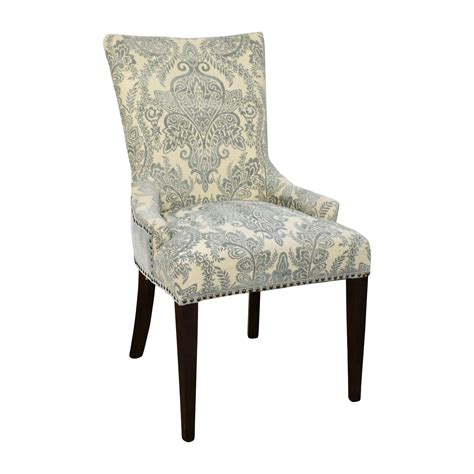 Pier One Dining Chair 74 Pier 1 Imports Pier 1 Imports Adelle Collection Smoke Blue Dining Chair Chairs
