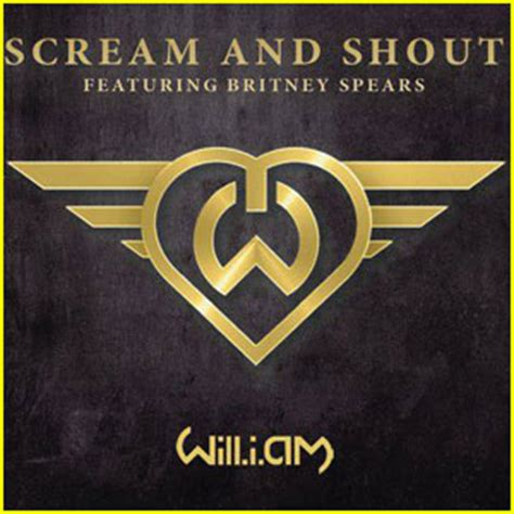 testo shout will i am feat scream and shout nuova