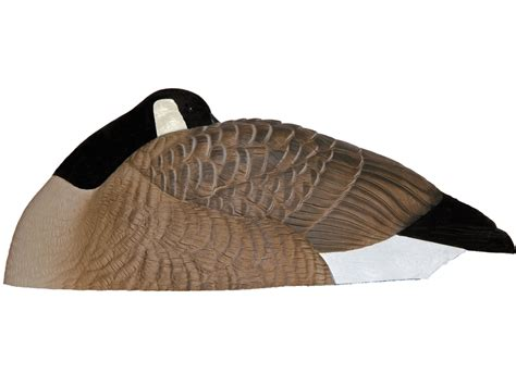 doa rogue series canada goose sleeper shell decoy pack of 12