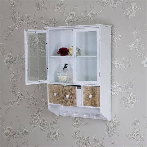 kitchen wall cabinets with drawers wall wooden glazed wall cabinet drawers hooks storage unit