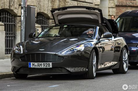 aston martin db9 volante 2014 aston martin db9 volante 2013 2 september 2014 autogespot