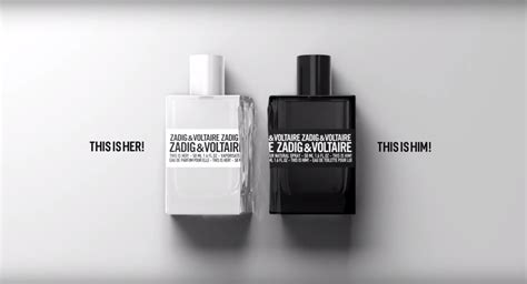 zadig voltaire parfum this is this is him