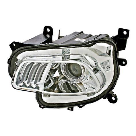jeep 2014 headlights 2014 16 jeep halogen model led drl projector