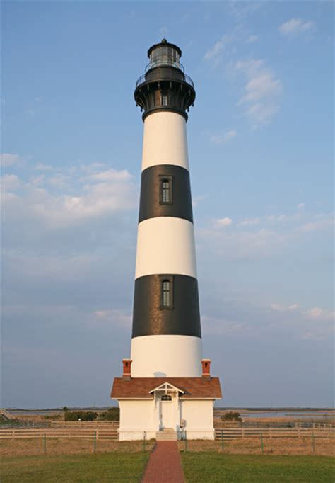 bodie island lighthouse north carolina  lighthousefriendscom