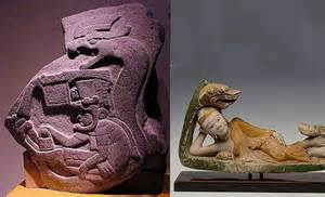 What Is The Interior Of Mesoamerica Like Flying Egyptians Eden Saga English