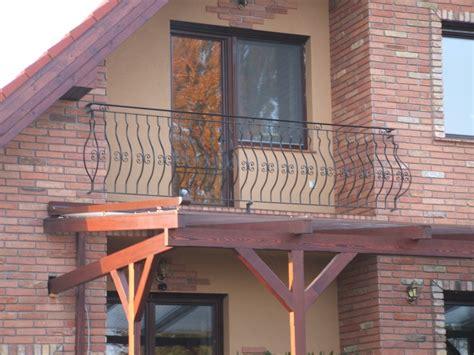 balkongeländer schmiedeeisen individuelles design 2