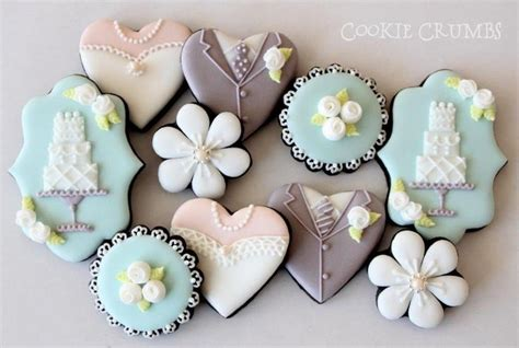 Wedding Cookie Ideas by Wedding Themed Chocolate Cookies With Royal Icing Wedding
