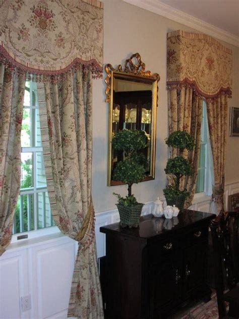 formal dining room window treatment ideas home intuitive