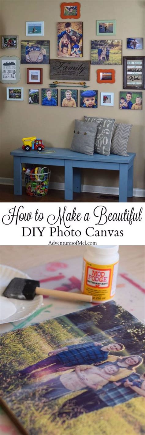 diy projects canvas beautiful diy photo canvas diy projects for