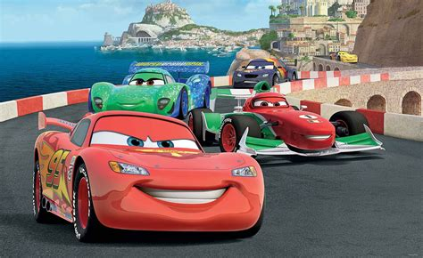 Dog Wall Murals disney cars lightning mcqueen bernoulli wall paper mural