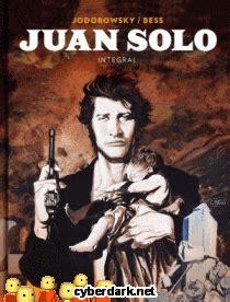 Juan Solo Integral C 243 Mic De Alejandro Jodorowsky Y