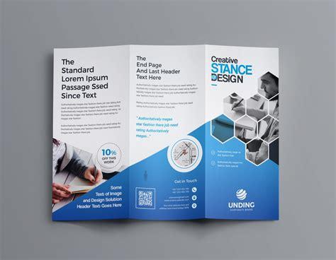 Aphrodite Business Tri Fold Brochure Template 001201 Template Catalog Flyer Brochure Templates Free