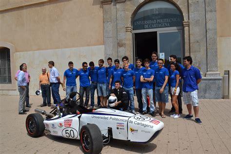 imagenes upct el equipo upct racing team gana el 2 186 puesto de