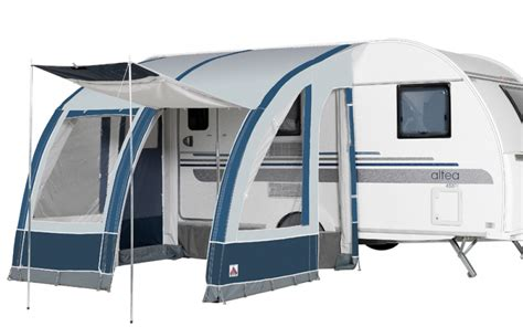 inflatable caravan awnings dorema magnum air all season inflatable caravan awning